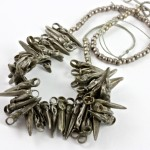 Antique Tribal Silver Pendants and Spacers